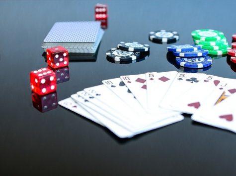 Live Poker Game
