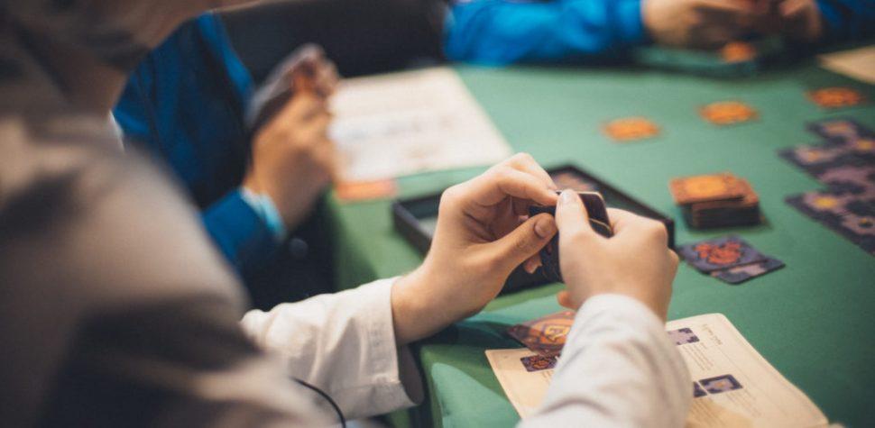Winning at poker tourneys