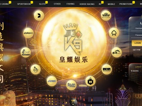 Masuk ke Turnamen Poker Online