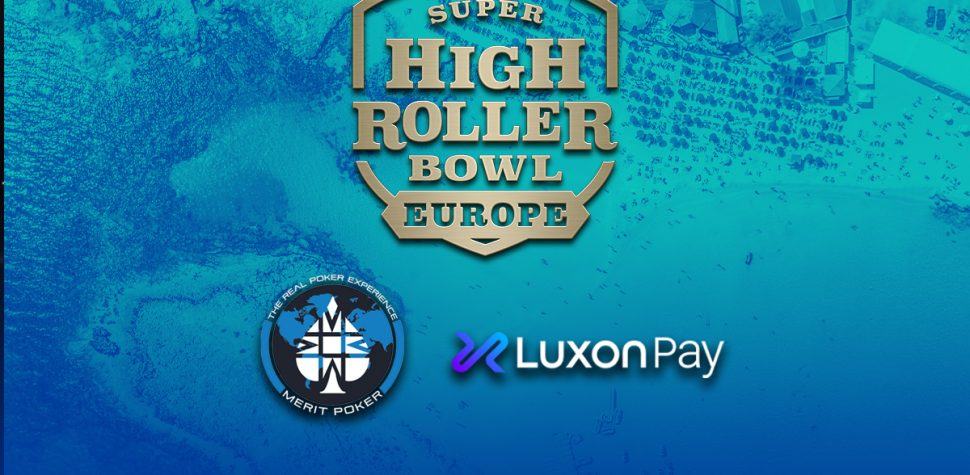 Merit Poker presents Super High Roller Bowl Europe